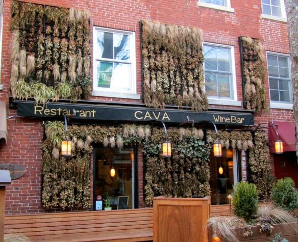 Vertical Garden Restaurant
