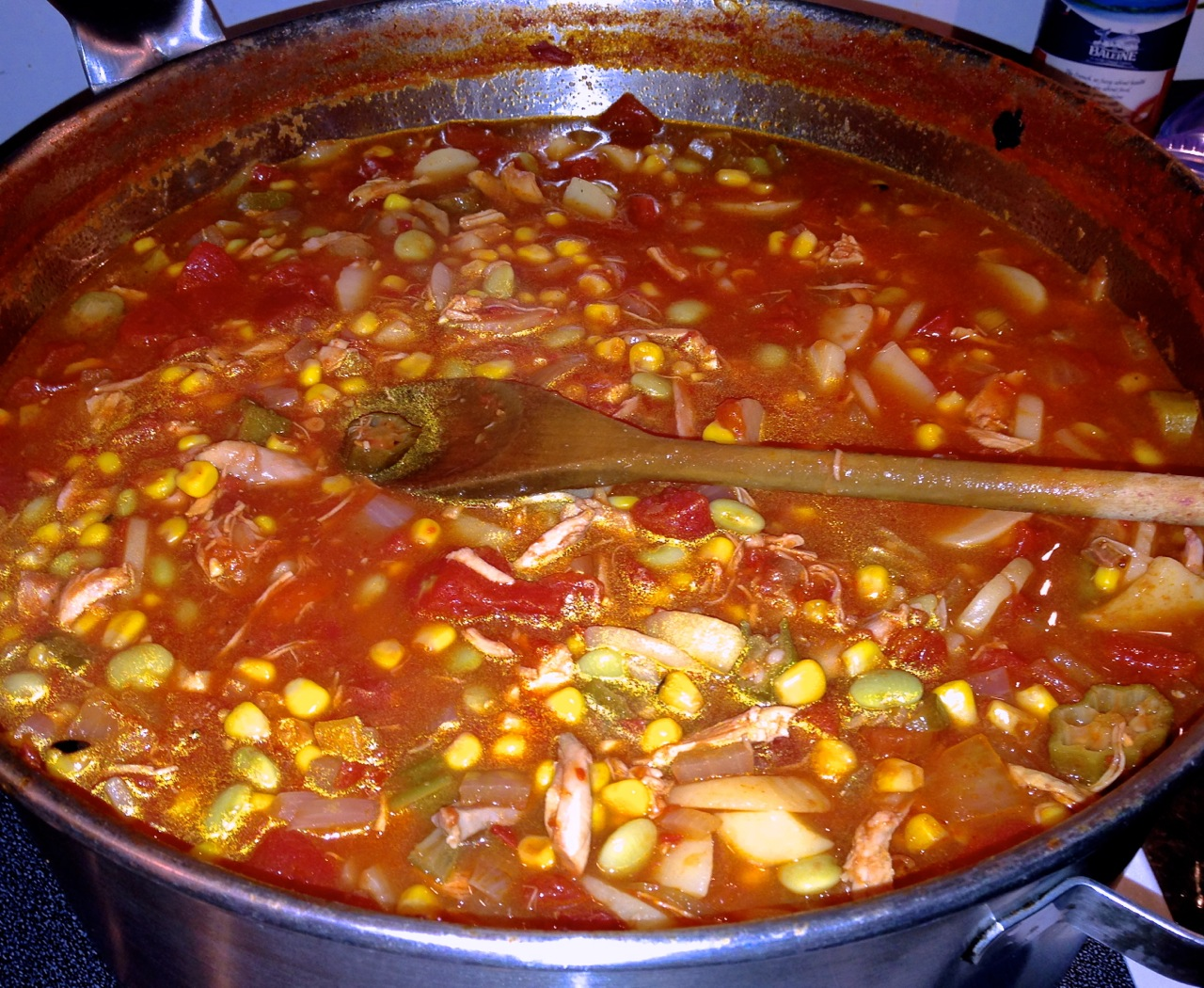 Brunswick Stew | Breaking New Ground in Zone 5