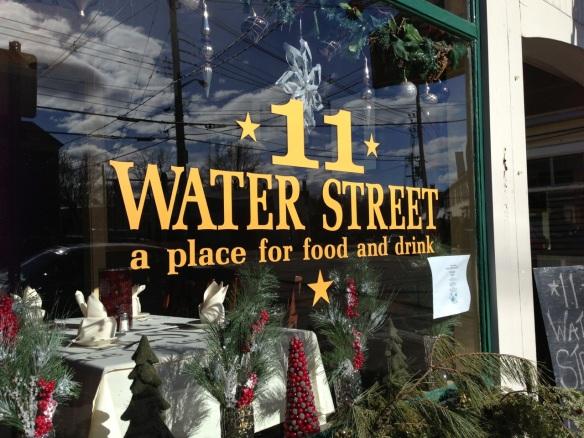 11 Water Street