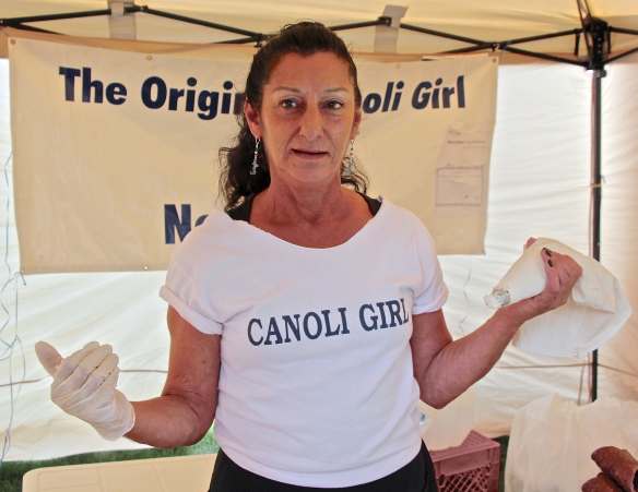 """""""Canoli Girl"""""""