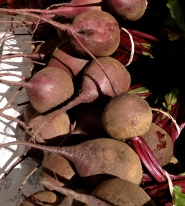 Yummy beets!