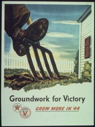 "Wikimedia Commons ""Groundwork for Victory. Grow More in '44"""