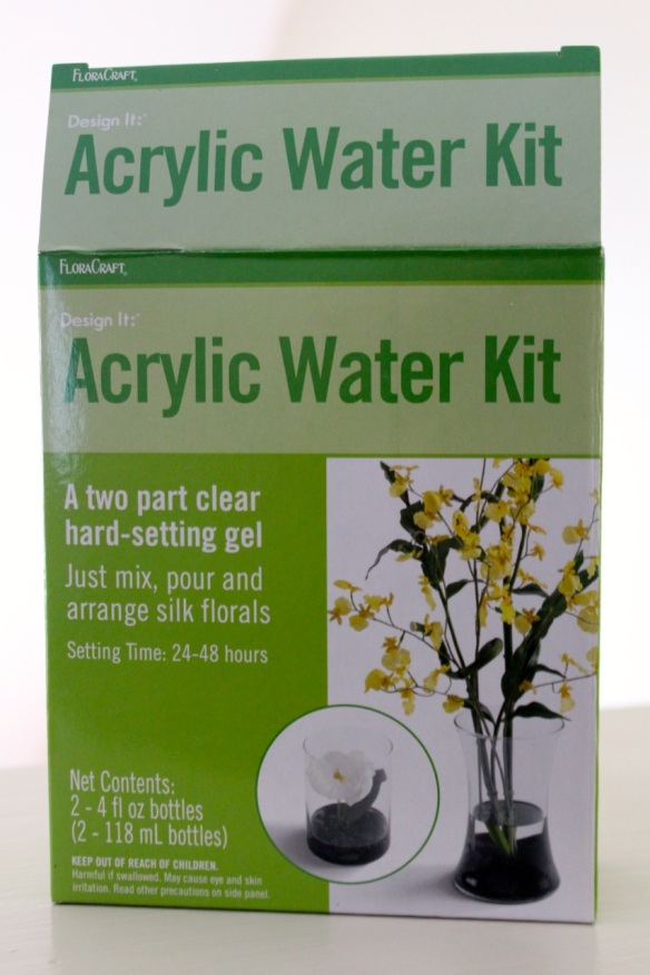 Acrylic Water Kit