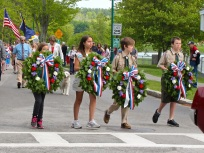 Wreath Bearers
