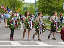 Wreath Bearers
