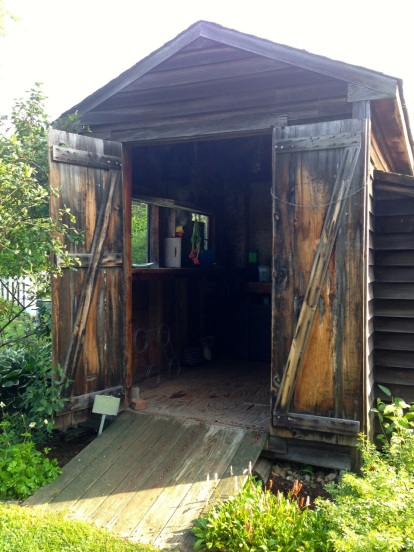 Perennial Garden Clubhouse