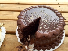 Chocolate All The Way!