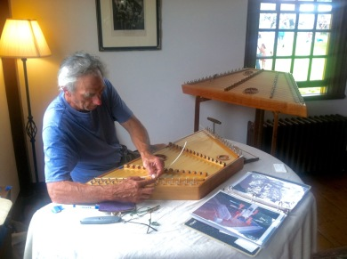 Alan Batchelder: Dulcimer