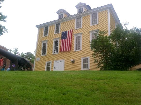 Ladd-Gilman House