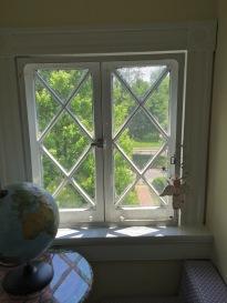 3rd floor window