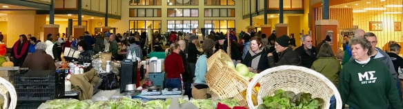 Exeter Winter Farmers' Market