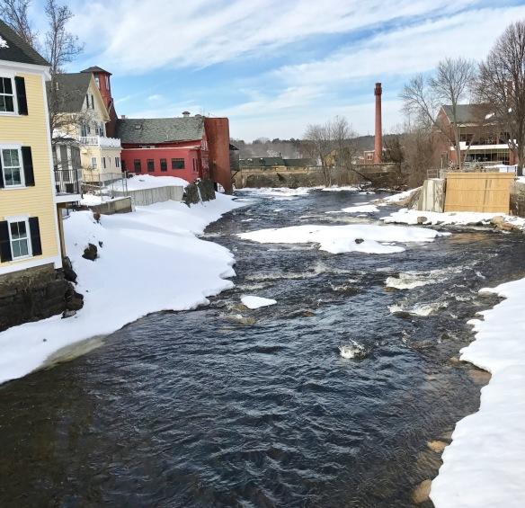 Exeter River February 2017