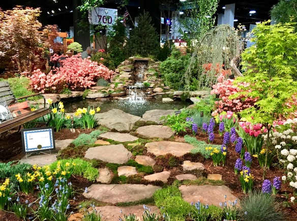 Boston Flower Show 2017