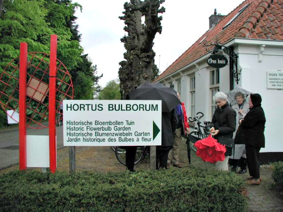 Hortus Bulborum in Lummen, North Holland