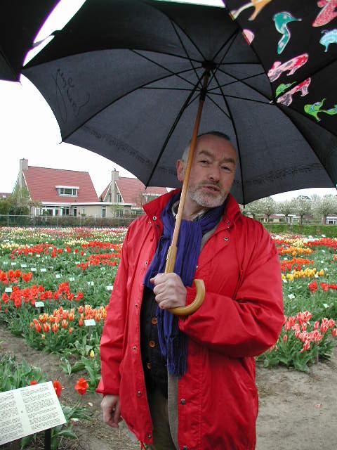 Hortus Bulborum volunteer