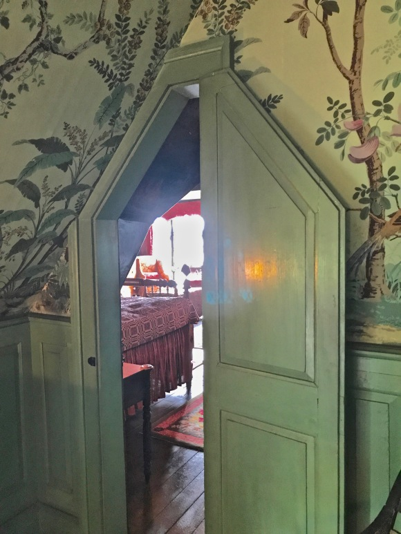 Beauport door