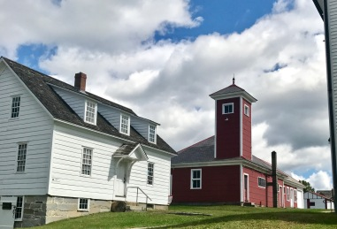 The Carpernter Shop and Firehouse, Canterbury Shaker Village