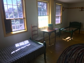 Canterbury Shaker Village Men's Bedroom
