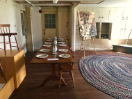 Canterbury Shaker Village Dining Area