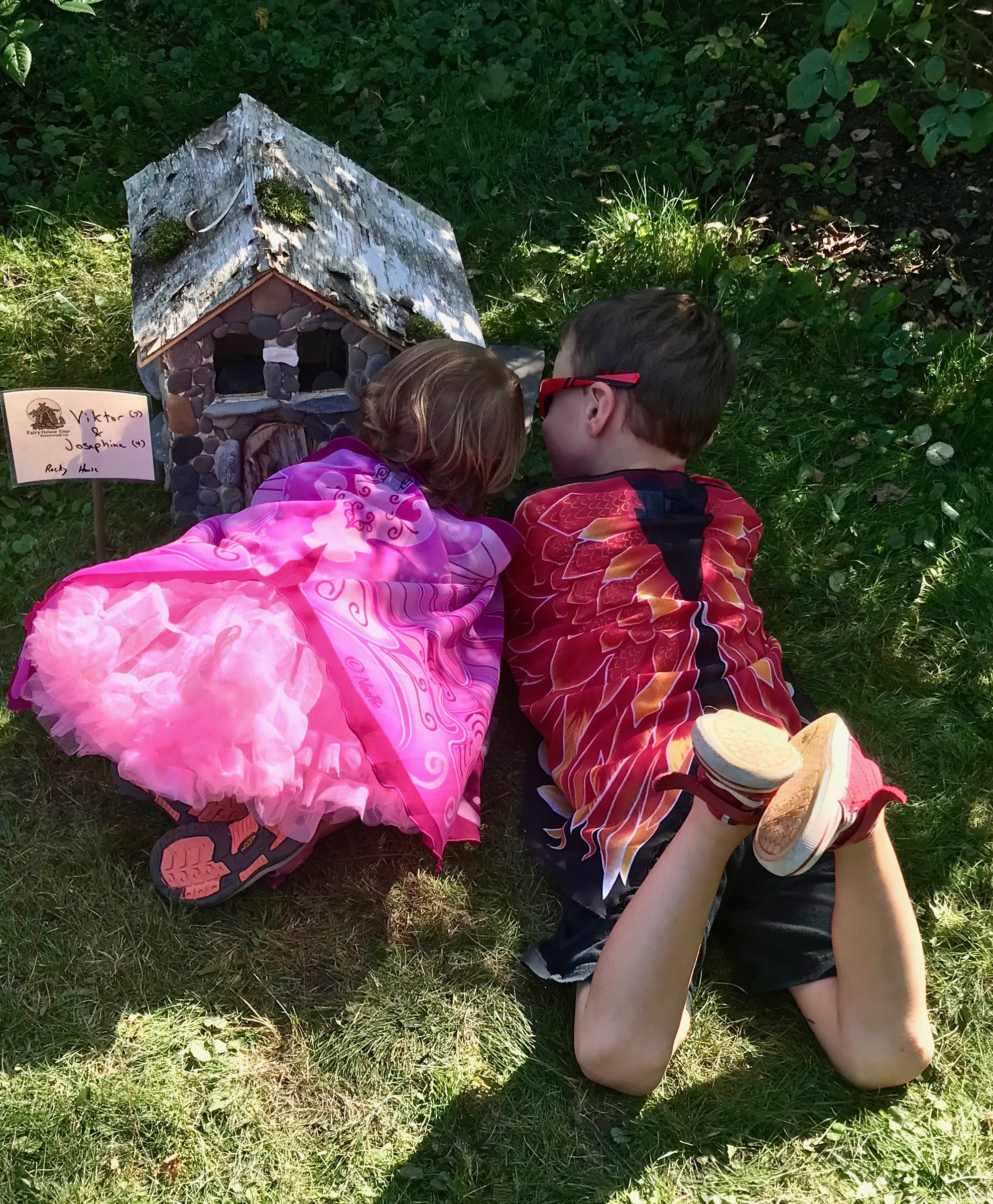 Strawbery Banke Fairy House 2017