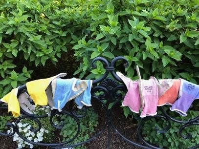garden gloves 2018