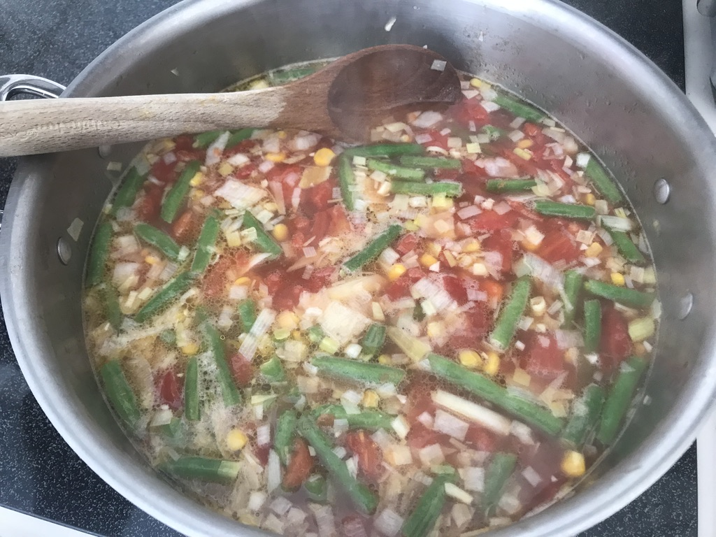 vegetable soup 2018