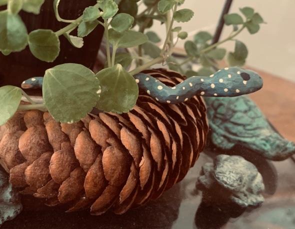 liz's snake