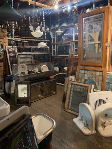 Architectural Salvage Inc 2019