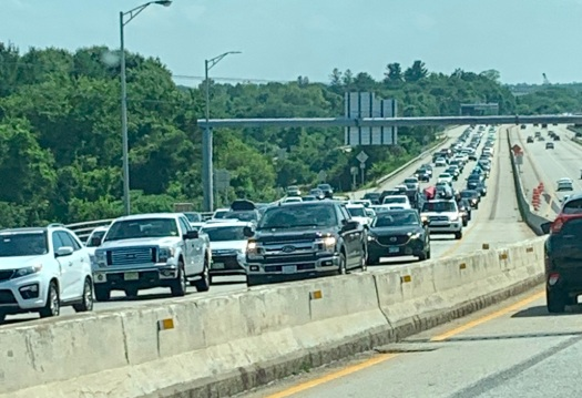 I-95 North July 2019