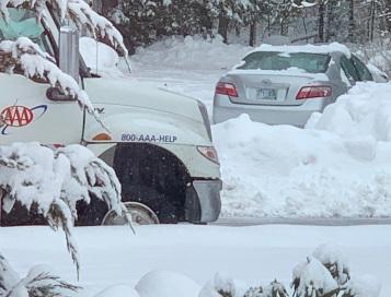 Snowstorm Dec. 3, 2019