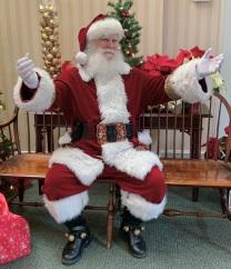 Wentworth Santa 2019