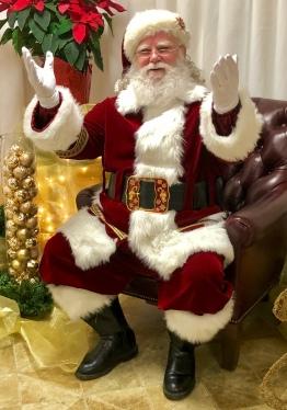 Wentworth Santa 2018
